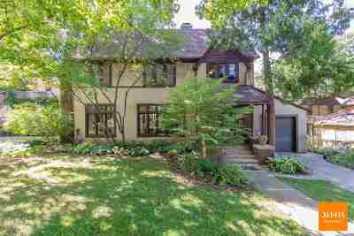Madison Single Family Home For Sale: 210 Forest St