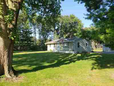 Beloit Single Family Home For Sale: 6447 S County Road D