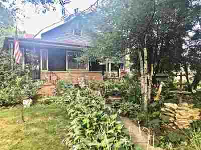 Sauk County Single Family Home For Sale: 1113 Monroe St