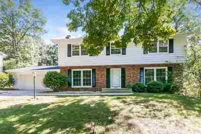 Madison Single Family Home For Sale: 205 Natchez Trace