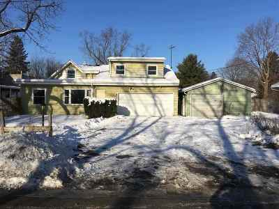 Madison Single Family Home For Sale: 2114 Seminole Hwy
