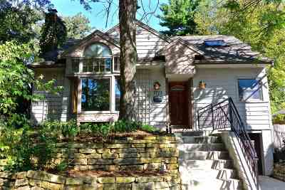 Madison Single Family Home For Sale: 2722 Van Hise Ave