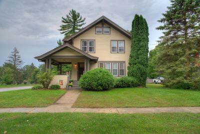 Rock County Single Family Home For Sale: 1334 Strong Ave