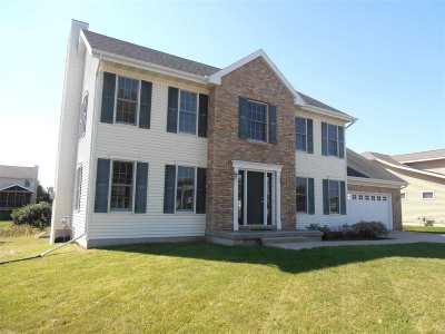 Fitchburg Single Family Home For Sale: 5165 Ninebark Dr