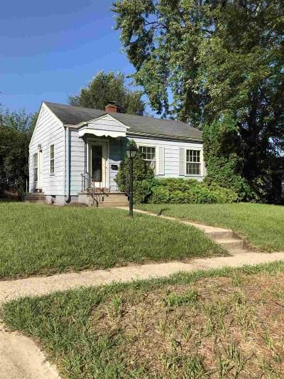 Beloit Single Family Home For Sale: 1752 Tremont Dr