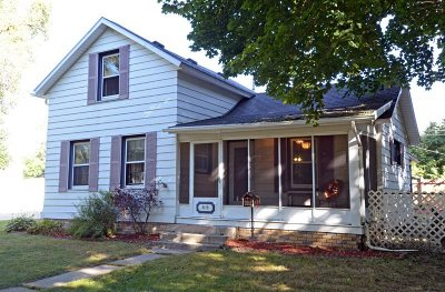 Columbia County Single Family Home For Sale: 513 W Pleasant St