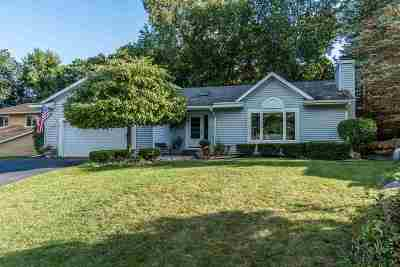 Sauk County Single Family Home For Sale: 1014 Crestview Cir