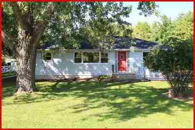 Jefferson County Single Family Home For Sale: N3655 County Road K