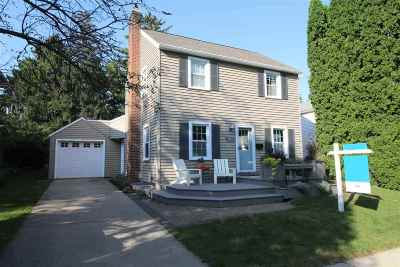 Madison WI Single Family Home For Sale: $365,000