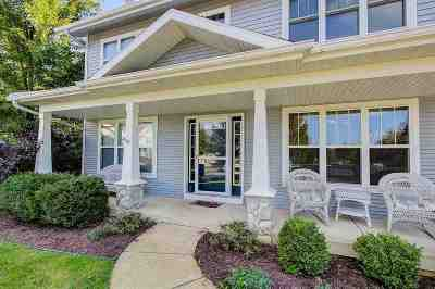 Madison WI Single Family Home For Sale: $305,000