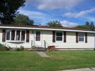 Green County Single Family Home For Sale: 1207 21st St