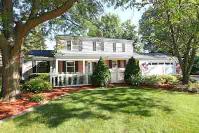 Rock County Single Family Home For Sale: 2521 Cherokee Rd