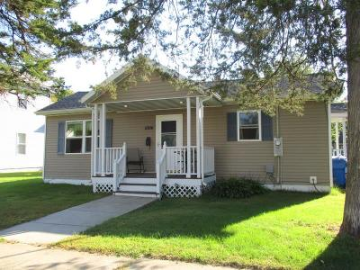 Green County Single Family Home For Sale: 1004 W 3rd Ave