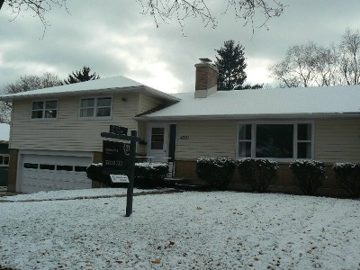 Dane County Single Family Home For Sale: 4321 Wakefield St