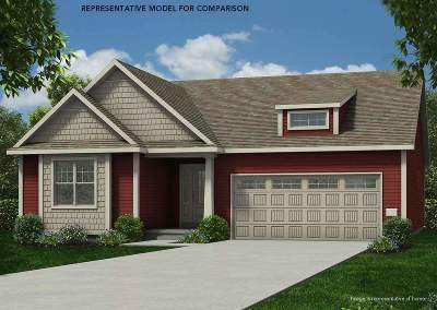 McFarland WI Single Family Home For Sale: $339,900