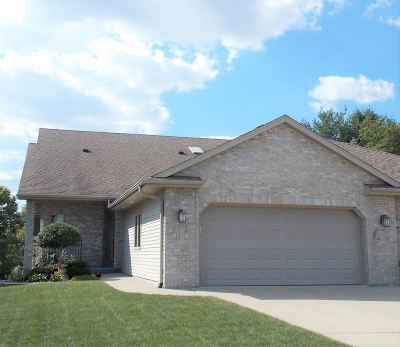 Rock County Condo/Townhouse For Sale: 1211 Shannon Ct