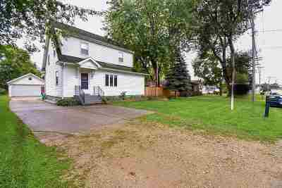 Rock County Single Family Home For Sale: 1524 Manchester St