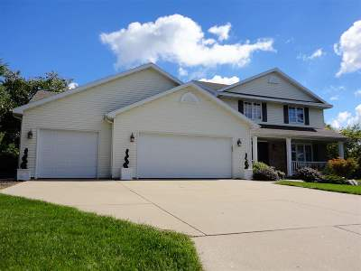 Dane County Single Family Home For Sale: 921 Chalfont Dr