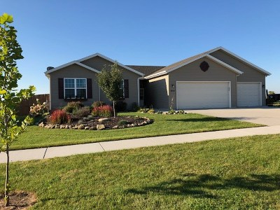 Rock County Single Family Home For Sale: 617 Covey Dr