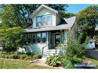Madison Single Family Home For Sale: 3210 E Washington Ave