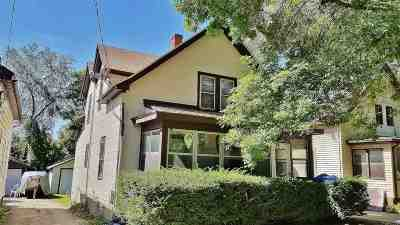 Madison Multi Family Home For Sale: 46 Farwell St