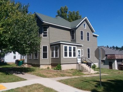 Green County Multi Family Home For Sale: 28 7th Ave