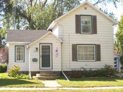 Dodge County Single Family Home For Sale: 715 E Main St