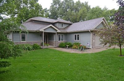 Merrimac WI Single Family Home For Sale: $665,900