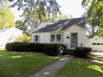 Madison Single Family Home For Sale: 225 N Owen Dr