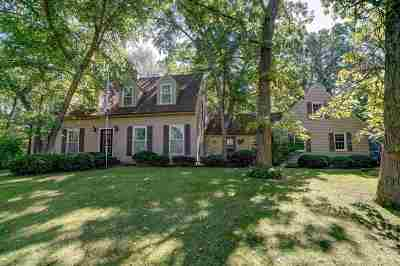 Dane County Single Family Home For Sale: 3595 Hart Cir