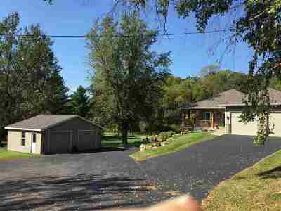 Platteville Single Family Home For Sale: 5287 Major Ln