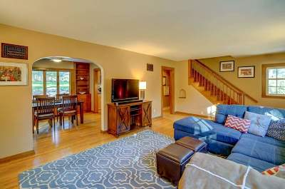 Madison Single Family Home For Sale: 1030 Waban Hill