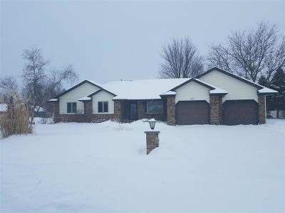 Rock County Single Family Home For Sale: 1624 E Williams Dr