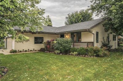 Rock County Single Family Home For Sale: 3313 Thornton Dr