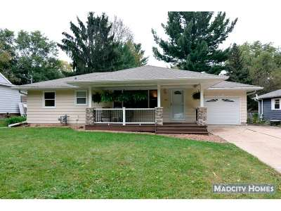 Madison Single Family Home For Sale: 2621 Frazier Ave