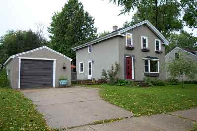 Dane County Single Family Home For Sale: 408 W Dean Ave