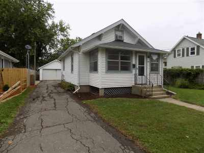 Rock County Single Family Home For Sale: 1514 Purvis Ave