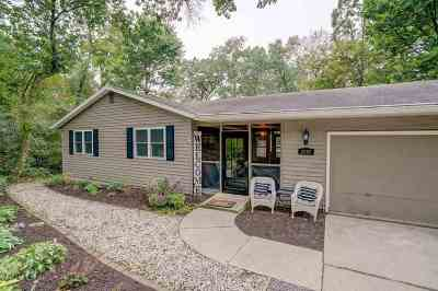 Dane County Single Family Home For Sale: 3767 Janelle Ln
