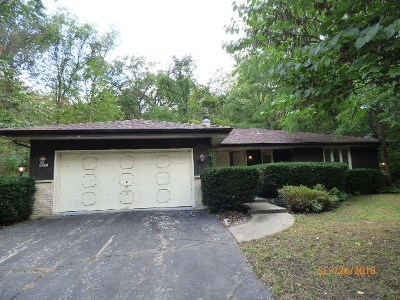 Walworth County Single Family Home For Sale: N2403 Cisco