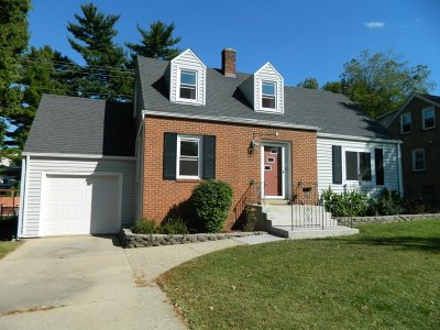 Green County Single Family Home For Sale: 720 14th Ave