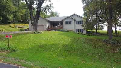 Rock County Single Family Home For Sale: 7622 N Antler Ct