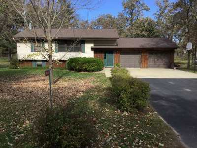 Wisconsin Dells Single Family Home For Sale: 3633a 11th Ln