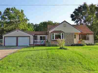 Beloit Single Family Home For Sale: 1014 W Froebel Dr