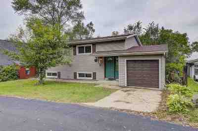 Dane County Single Family Home For Sale: 816 Bowman Ave