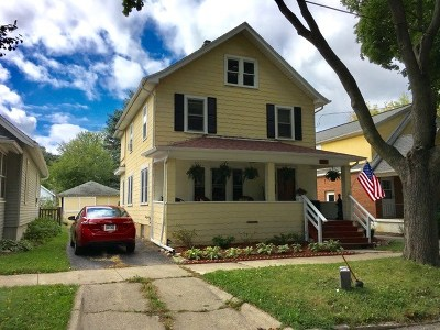 Madison Single Family Home For Sale: 166 Ohio Ave