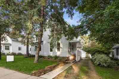 Sun Prairie Single Family Home For Sale: 167 Jones St