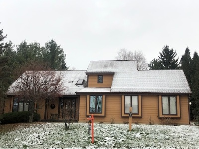 Dane County Single Family Home For Sale: 6321 Stonefield Rd
