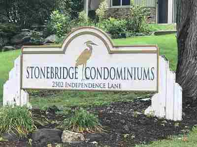 Madison Condo/Townhouse For Sale: 2430 Independence Ln #201