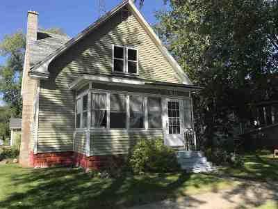 Adams Single Family Home For Sale: 160 W State St