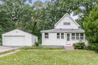 Madison WI Single Family Home For Sale: $199,700